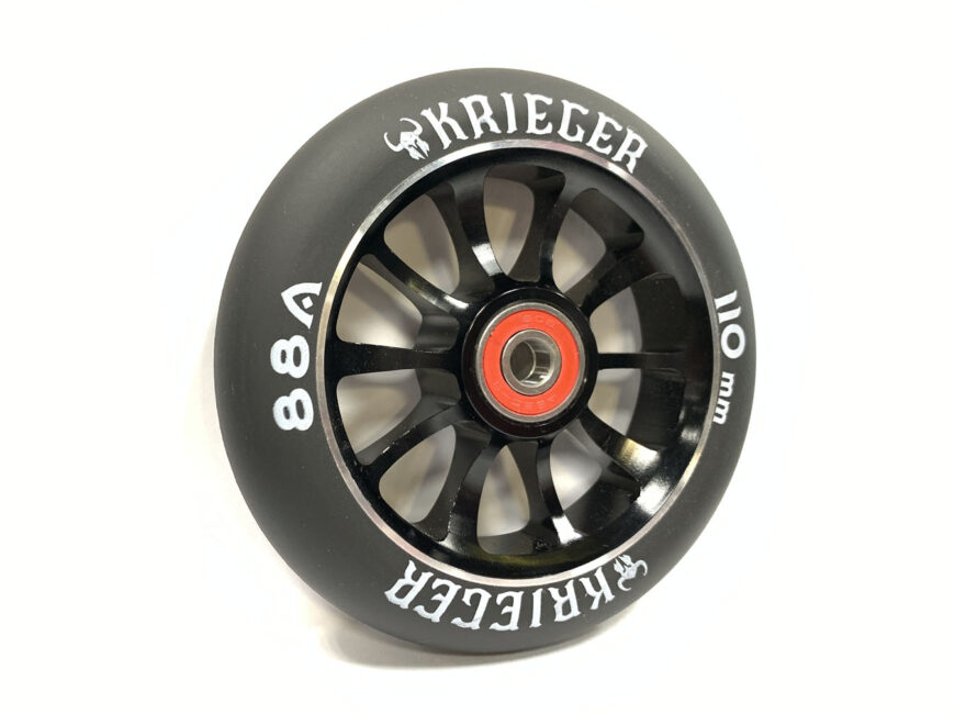 KRIEGER 007 BB 110 mm black