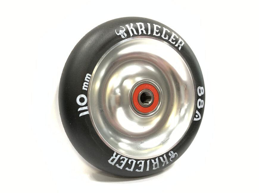 KRIEGER 009 AB 110 mm silver